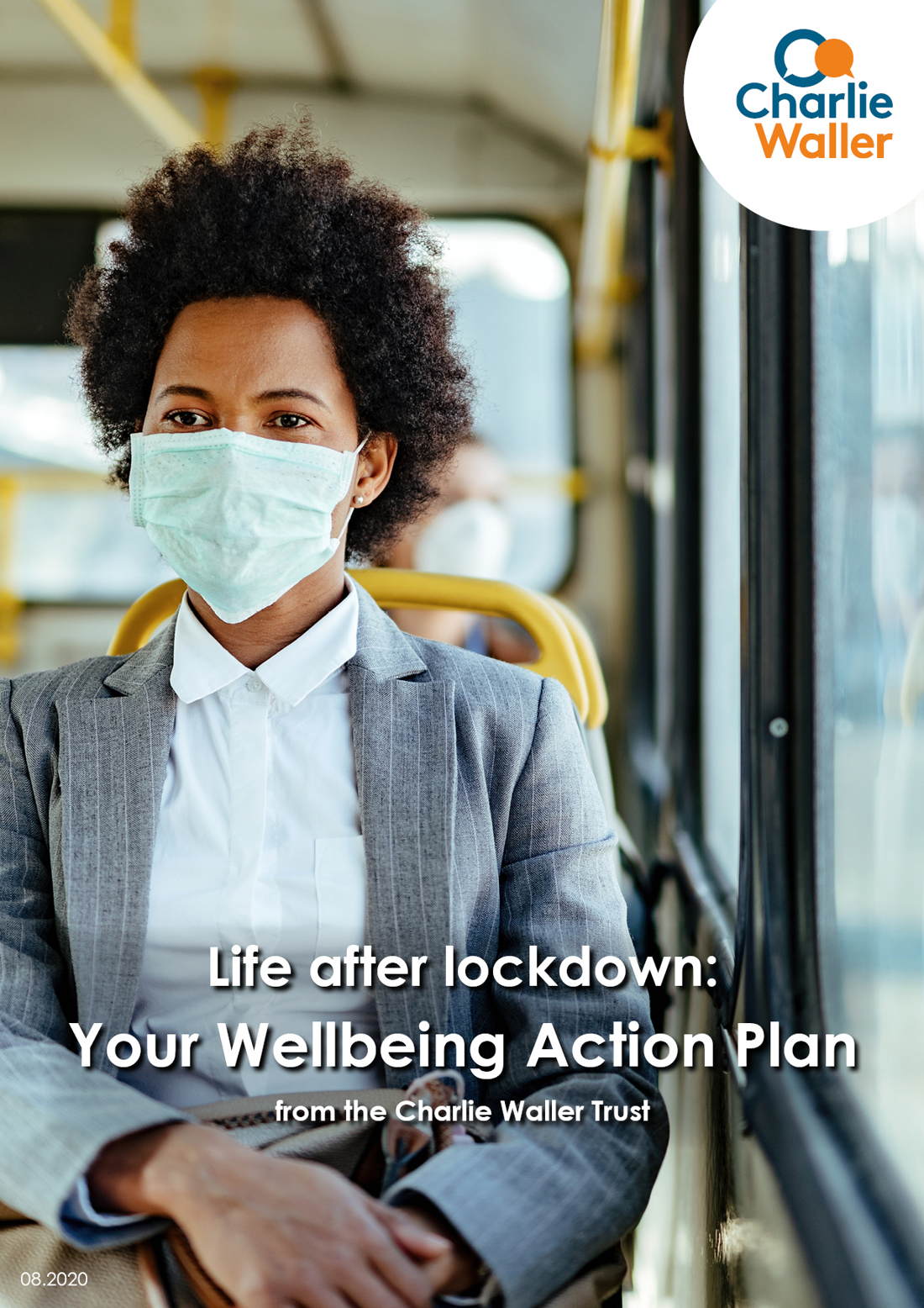 Life After Lockdown Wellbeing Action Plan Front Cover